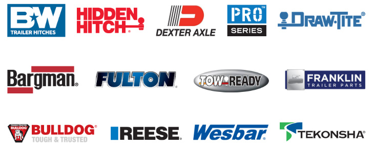 logos from service and parts companies